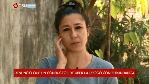 Laura, madre de la víctima, difundió su relato para evitar que otras chicas caigan en lo mismo