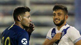 Mauro Zárate y el Monito Vargas, realidades opuestas