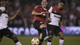 Independiente vs Newells en la Superliga - Crédito:@Independiente