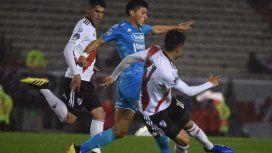 River vs Belgrano - Crédito:@CARPoficial