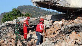 El pánico volvió a apoderarse de Indonesia: un terremoto de 6,3 sacudió la isla de Lombok