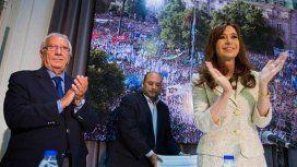 Héctor Recalde: Pongo las manos en el fuego por Cristina