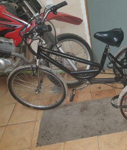 Recuperaron la bicicleta adaptada que le habían robado a un joven discapacitado: hay dos detenidos