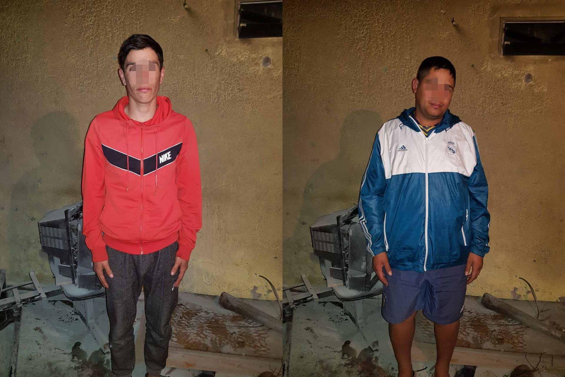 Dos hombres fueron detenidos por el robo de la bicicleta adaptada.