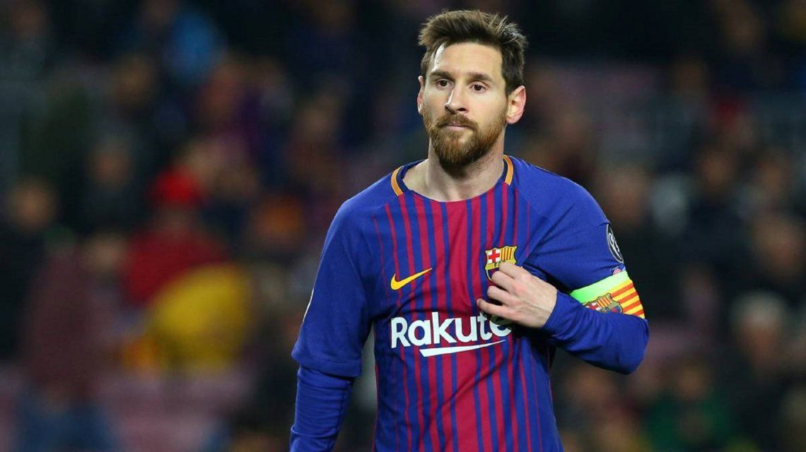 Messi ya no está entre los mejores de jugadores de Europa