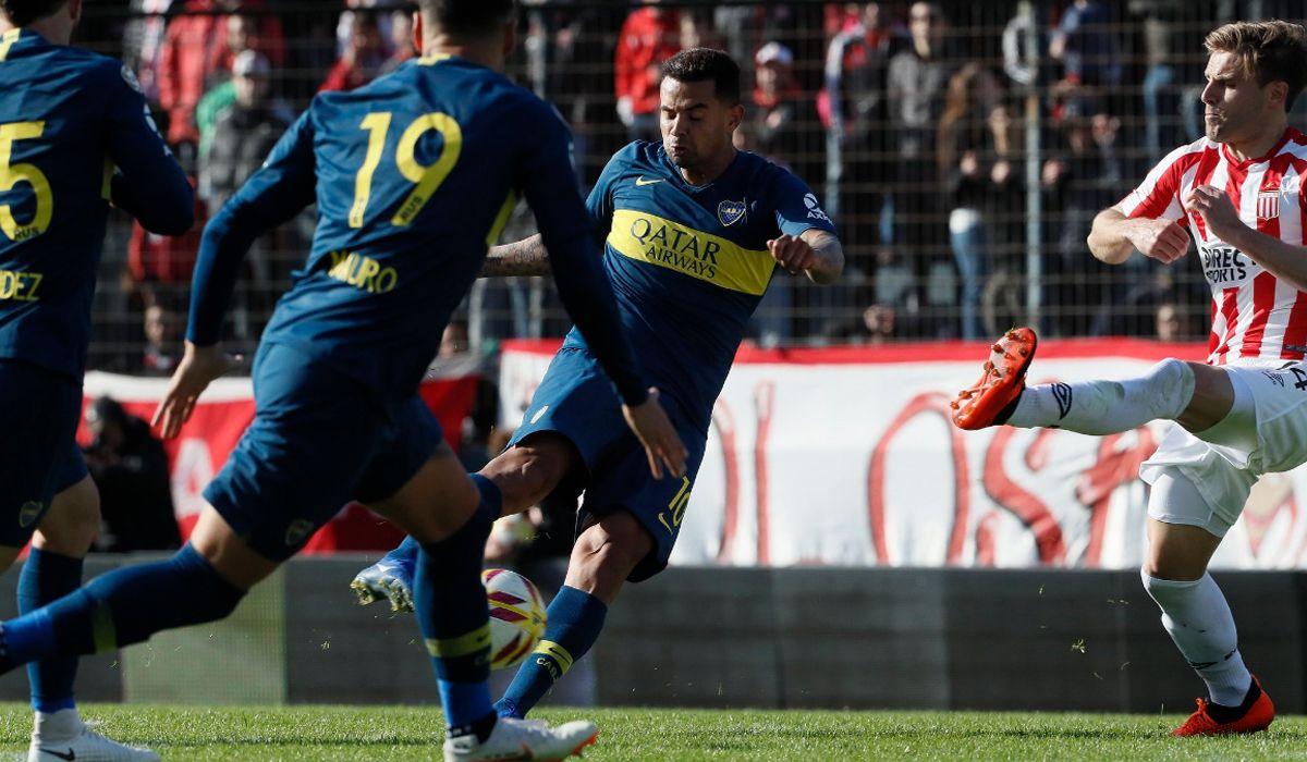 Boca cayó ante Estudiantes y perdió la punta después de casi dos años