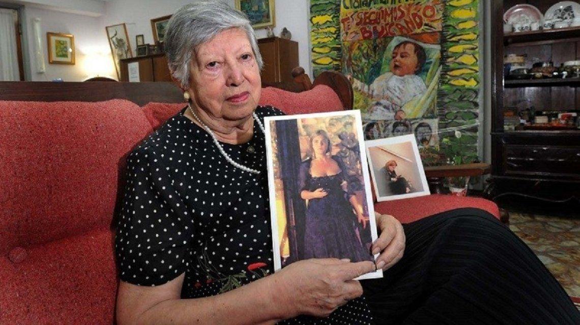 Murió Isabel Chicha Mariani, una de las fundadoras de Abuelas
