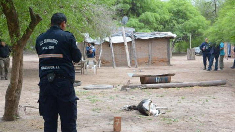 Casa del terror en Santiago del Estero: incesto, esclavas sexuales y un chico encadenado