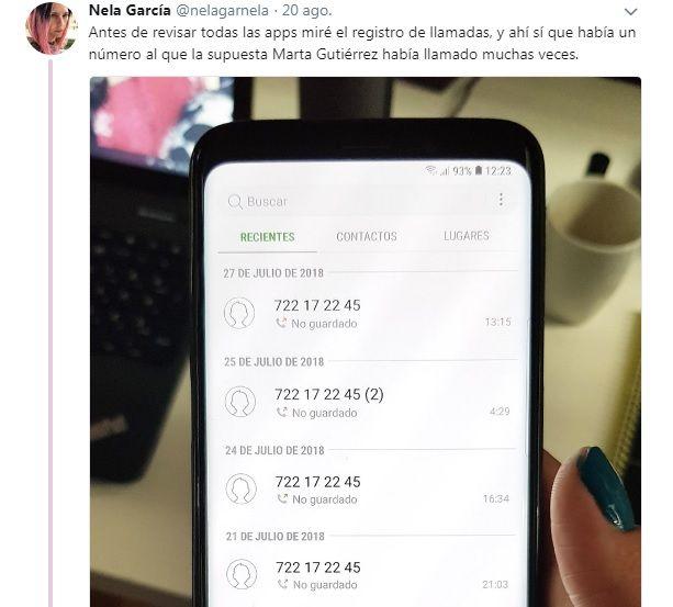 No vuelvas a llamar a este número: la historia viral de terror que tiene en vilo a todo Twitter