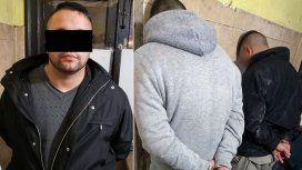 Asi detuvieron a los delincuentes