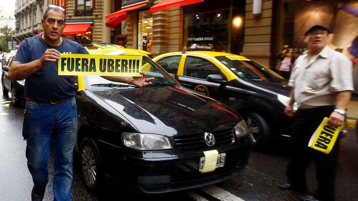 La Corte apoyó la legalidad de Uber