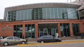 Fue a un hospital público de San Isidro y no lo atendieron porque no era del barrio