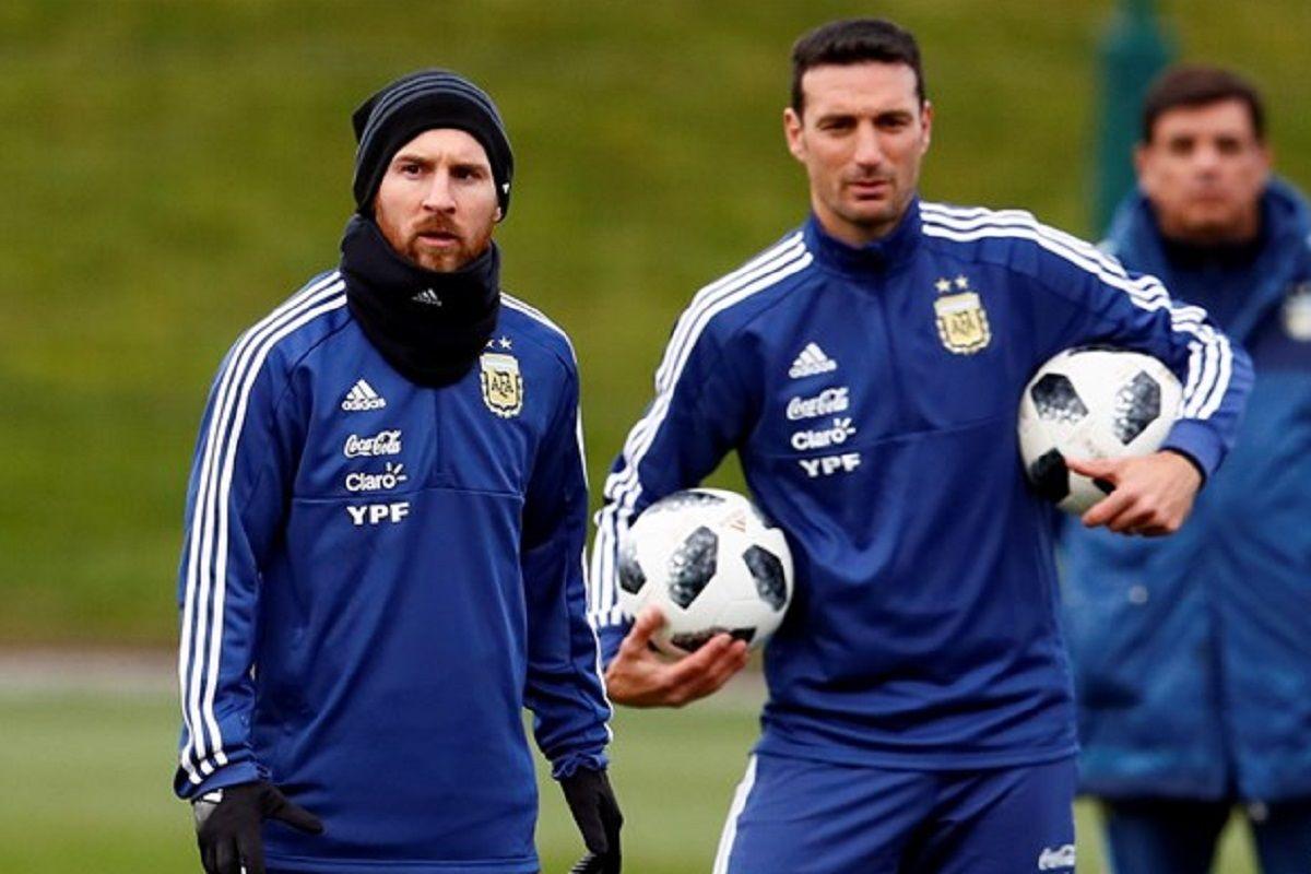La lista de jugadores de la Selección argentina para la Copa América