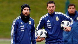 La frase de Scaloni que encendió la alarma en la Selección: ¿dejó afuera a Messi por decisión propia?