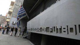 La sede de la Asociación Uruguaya de Fútbol