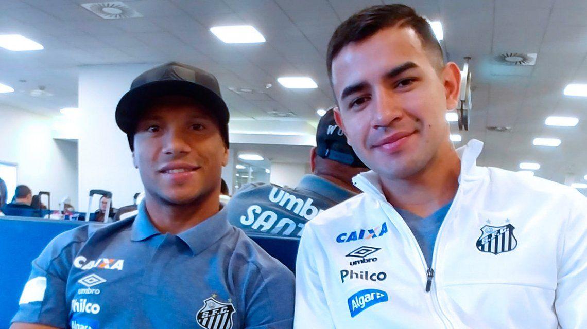 ¿Mensaje para Independiente? La sugestiva foto que publicó Santos tras el partido de la polémica