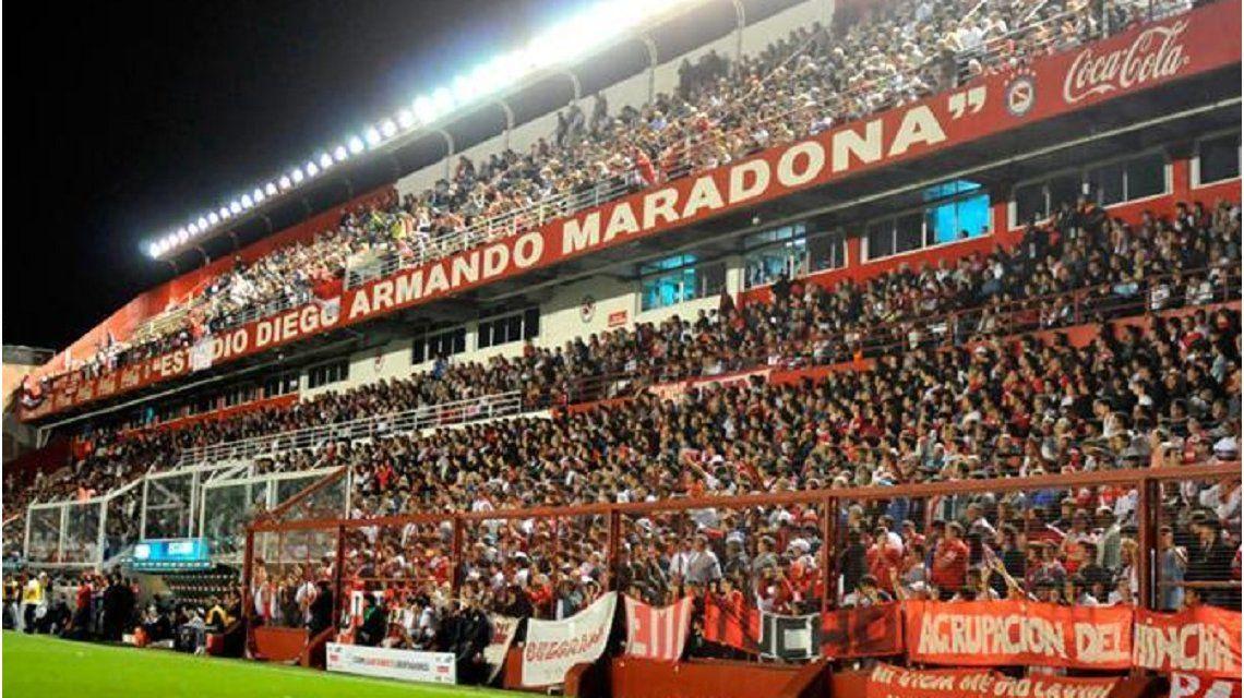 Innovador: Argentinos será el primer club de la Superliga que cambie el nombre de su estadio por un sponsor