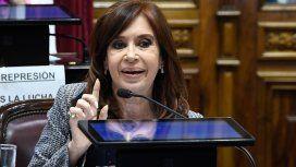 Cambiemos busca votar el desafuero de Cristina Kirchner