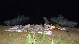 Operativo Jumanji: secuestraron casi dos toneladas de marihuana en Misiones