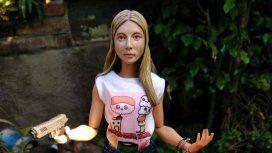 El coleccionista comisionó una muñeca de Nahir Galarza