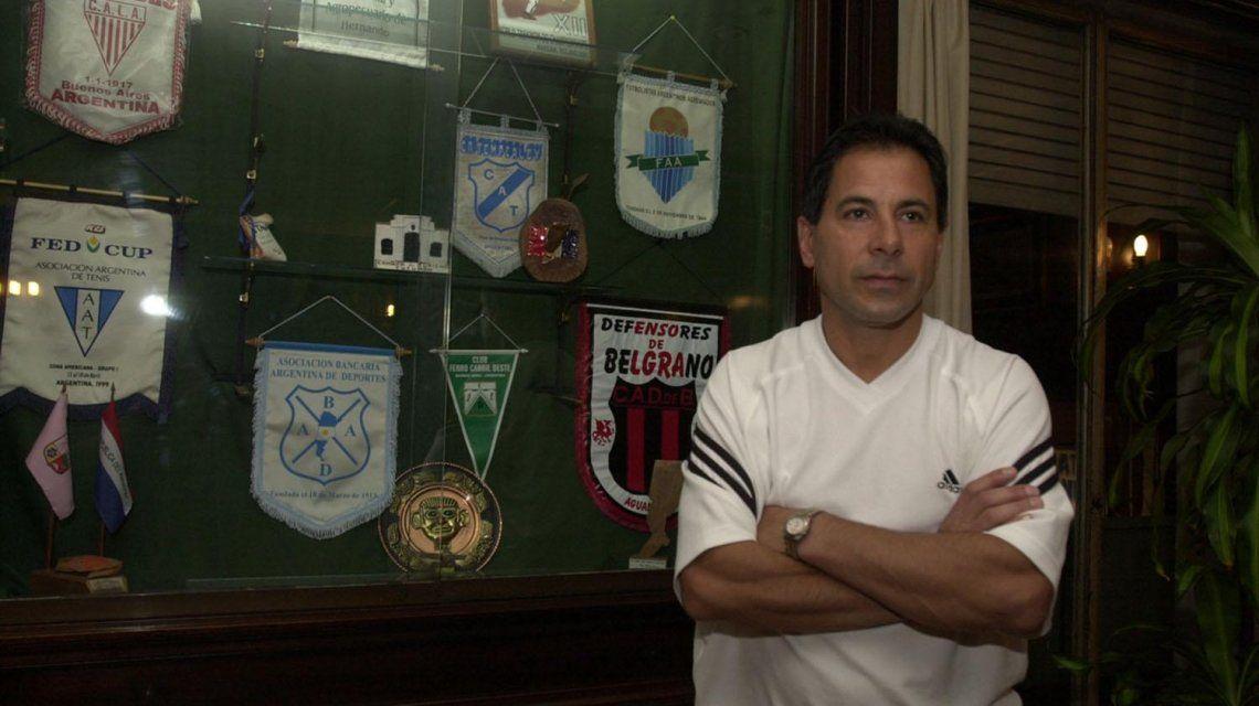 Murió Pablo Agustín Comelles, ex River, Boca y San Lorenzo