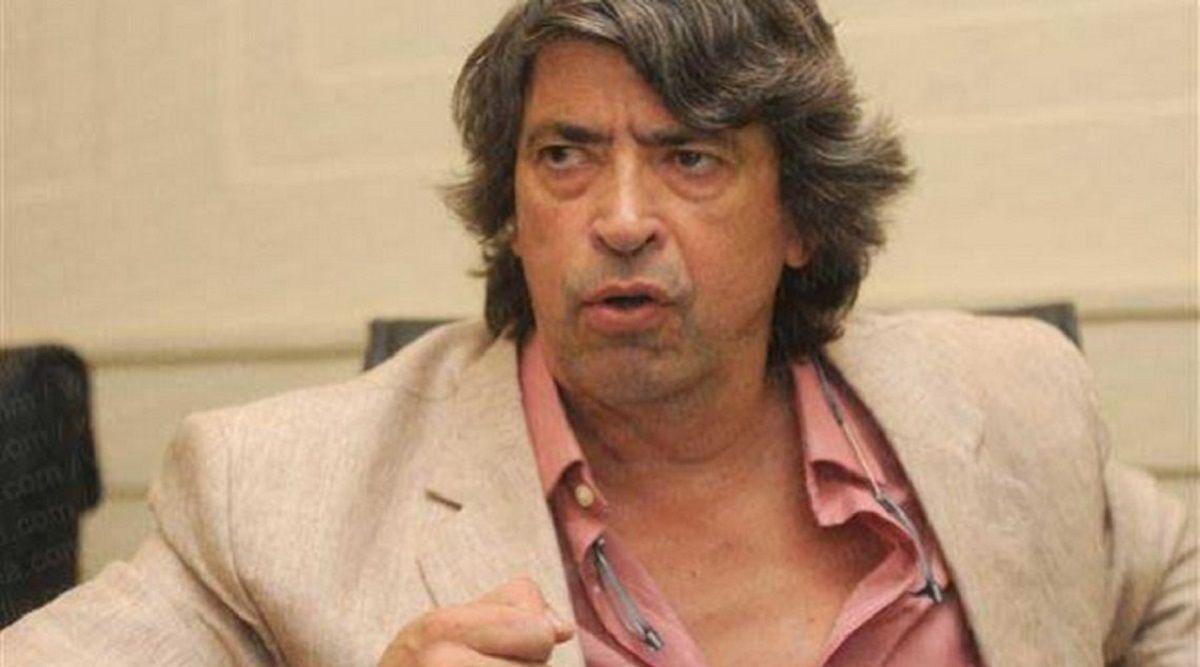 Detuvieron al ex juez César Melazo: está acusado de integrar una asociación ilícita