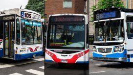 El 105, el 132, el 12 y el 68 fueron los más votados por los usuarios de la Ciudad de Buenos Aires