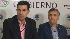 Juan Manuel Urtubey y Alfredo Cornejo