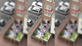 Una vecina vio cómo faenaban un animal en el patio de una casa y los denunció a las autoridades sanitarias