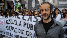 Eduardo López, secretario general de la UTE