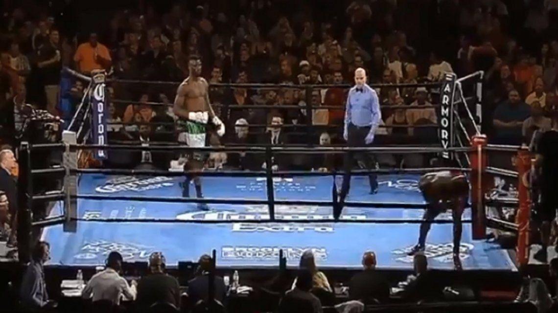 La pelea más insólita de la historia: duró un segundo y no hubo ni una piña