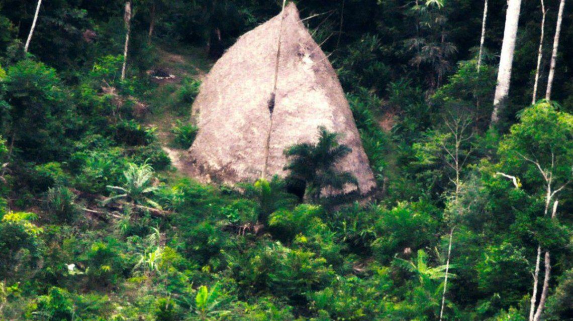 Encontraron pruebas de que existe una tribu indígena aislada del mundo en el Amazonas