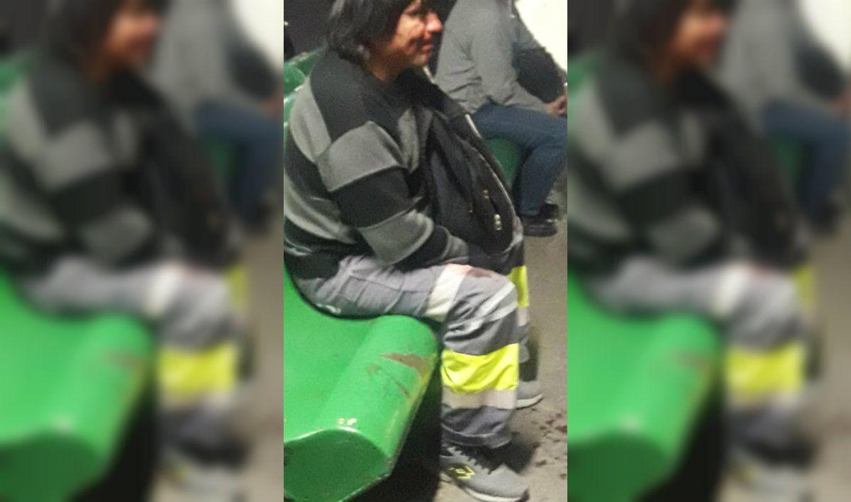 La mujer denunció al abusador tanto en una comisaría de Lanús como en Facebook