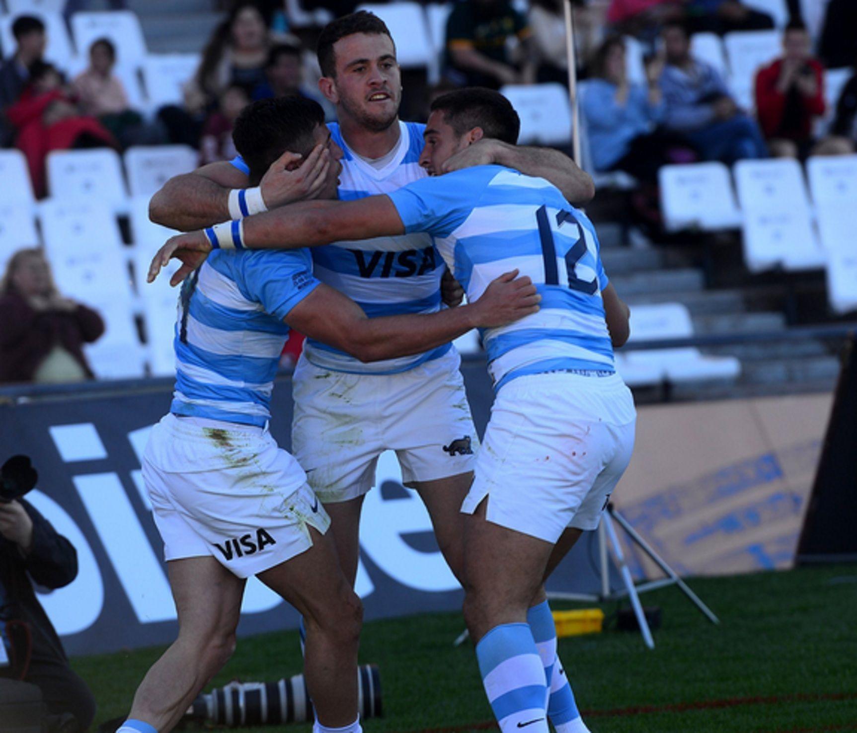 Gran victoria de Los Pumas