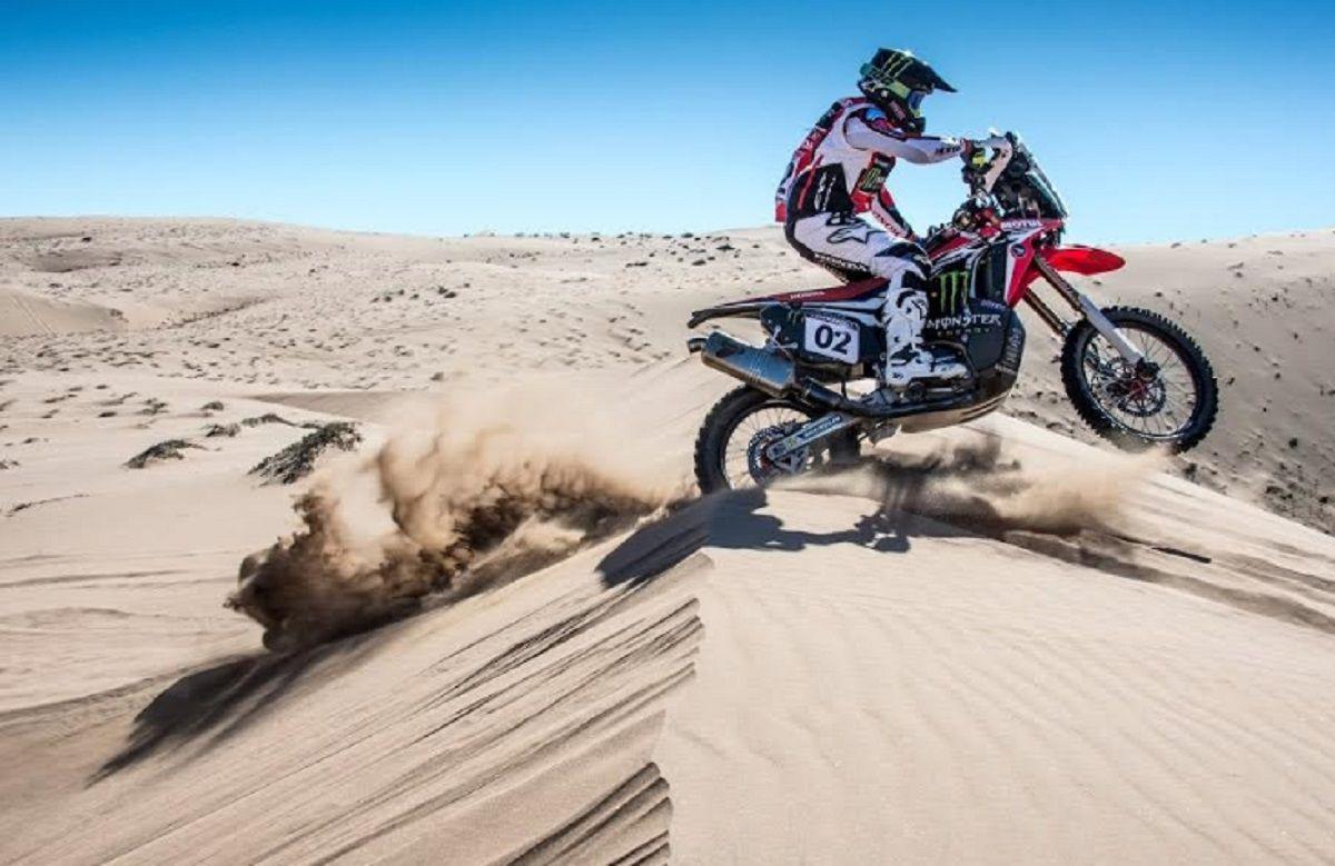 Benavides ganó tres de las cinco etapas en Atacama