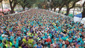 Se corre la Media Maratón de Buenos Aires: éstos son todos los cortes