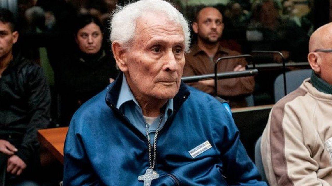 Revocaron la prisión domiciliaria que había pedido el represor Etchecolatz