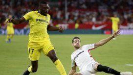 VIDEO: La escalofriante lesión de un jugador del Sevilla