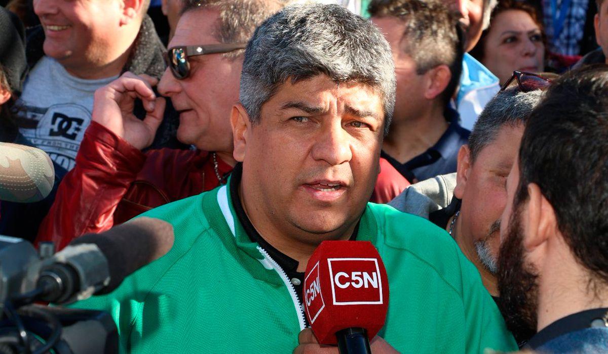 Pablo Moyano: Todo lo que pasa en el país es por Cristina y los Moyano