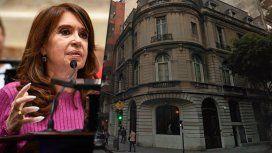 CFK denunció la presencia de un tóxico en su casa  de Recoleta tras los allanamientos