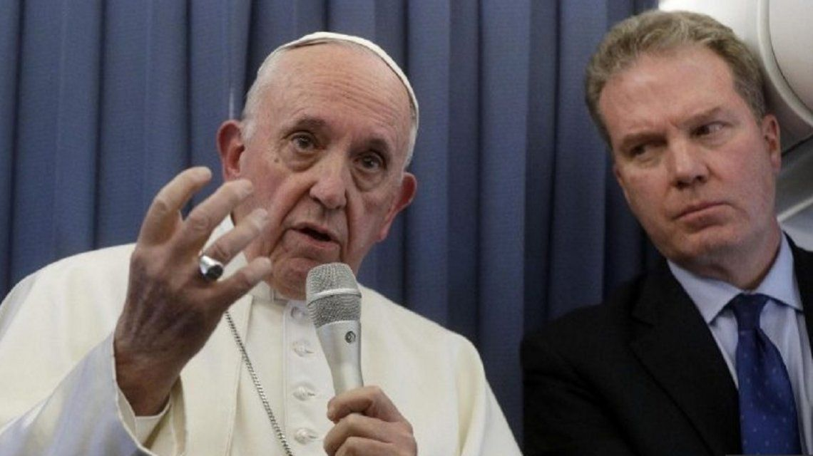 El papa Francisco recomendó que los nenes homosexuales vayan al psiquiatra