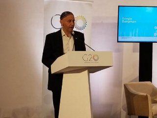 comenzo el dialogo sobre eficiencia de recursos en el marco del g-20