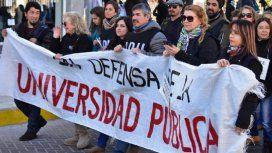 El viernes habrá un nuevo encuentro entre docentes universitarios y el Gobierno