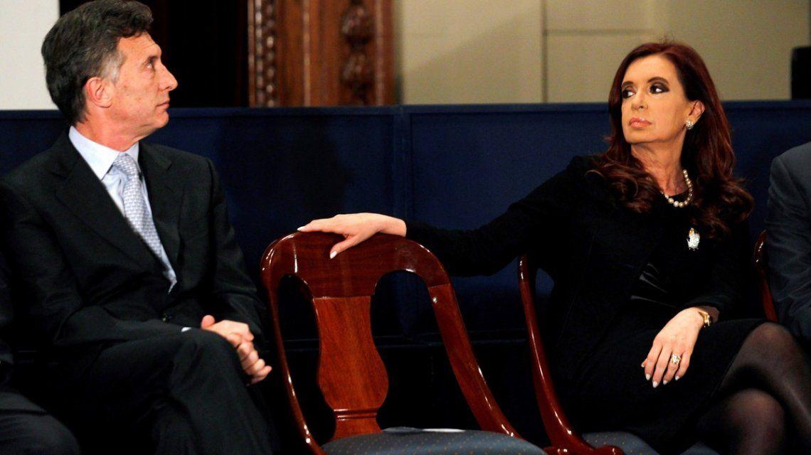 Macri decretó el nombramiento de un juez que decidirá sobre el desafuero de Cristina