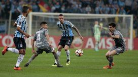 Gremio le ganó a Estudiantes de La Plata y lo eliminó en los penales