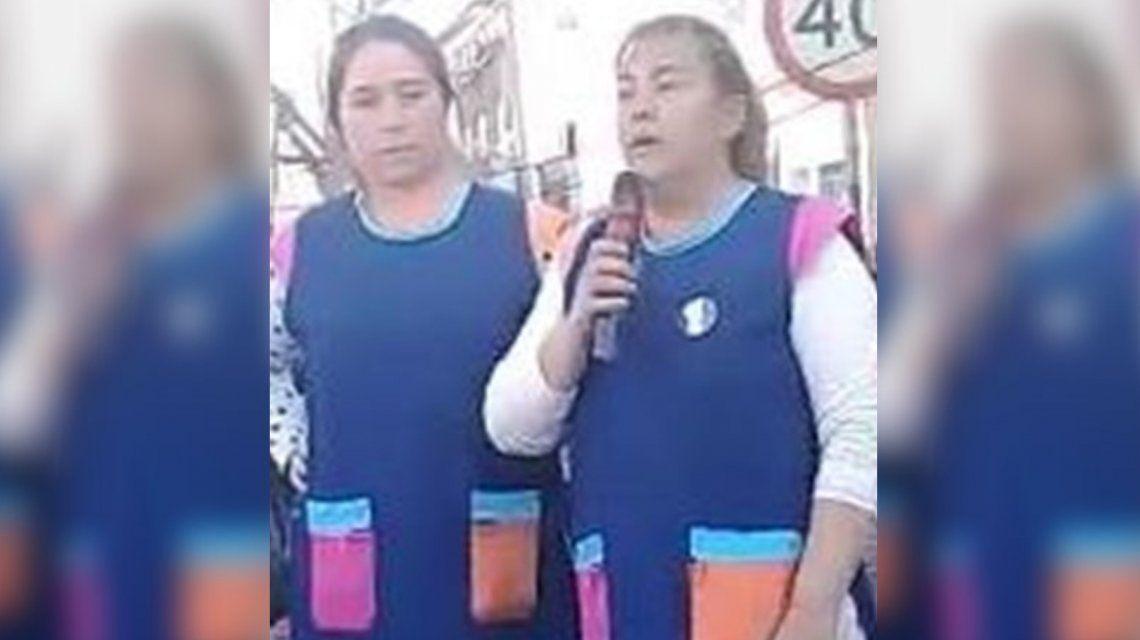Docentes de Moreno denunciaron amenazas: Siguen ustedes