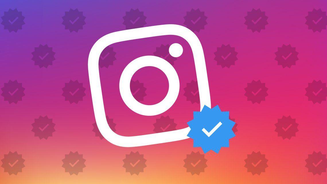 Instagram agrega seguridad a las cuentas y la opción de postularte para que te la verifiquen