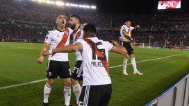 El jugador de River que de chico soñaba ser como Martín Palermo