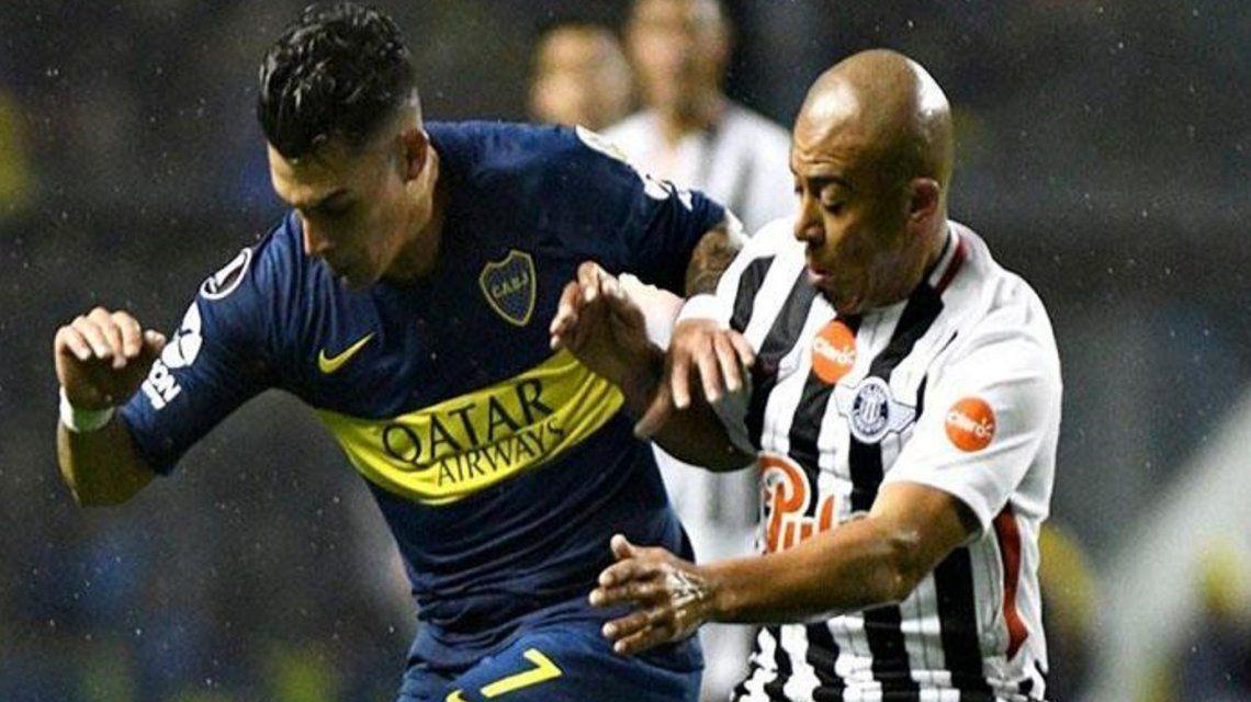 Libertad - Boca por los octavos de final de la Copa Libertadores: horario, formaciones y TV