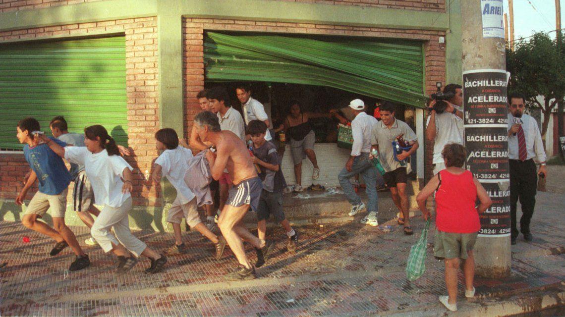 Saqueos de 2001